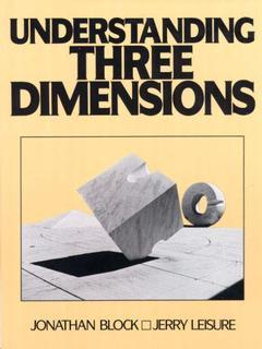 Cover of the book understanding three dimensions
