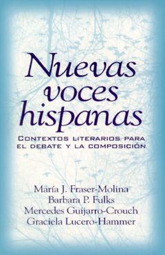 Cover of the book Nuevas voces hispanas