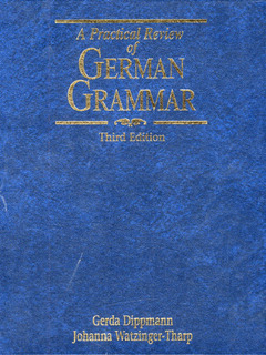 Cover of the book Practical review of german grammar, a (3° ed )