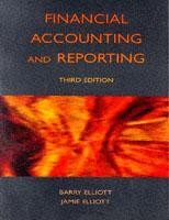 Cover of the book Financial accounting and reporting (3rd ed' 98) paper