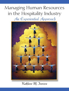 Cover of the book Managing humans resources in the hospitality industry