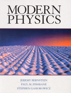 Cover of the book Modern physics