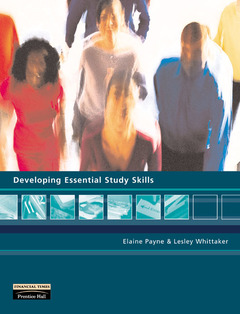 Cover of the book Developing essential study skills