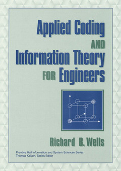 Cover of the book Applied coding and information theory for engineers