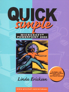 Cover of the book Quick, simple Powerpoint (paper)
