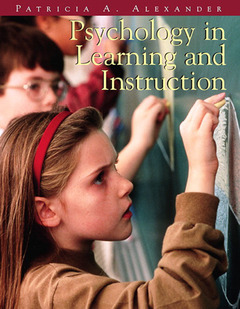 Cover of the book Learning and instruction