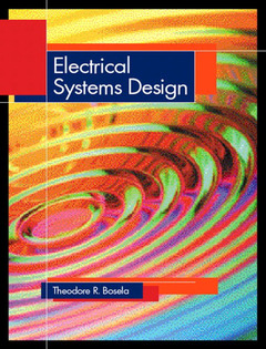 Cover of the book Electrical systems design