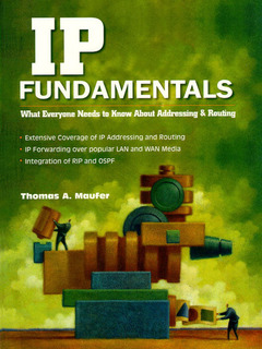 Cover of the book IP Fundamentals, paperback