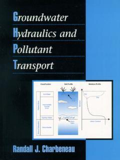 Cover of the book Groundwater Hydraulics and Pollutant Transport