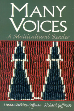 Cover of the book Many voices