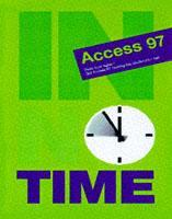 Cover of the book Access 97 in no time (paper)