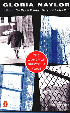 Cover of the book Women of brewster place, the, penguin contemporary american fiction series