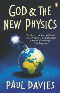 Cover of the book God and new physics (reissue edition)