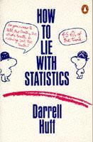 Cover of the book How to lie with statistics (paper)