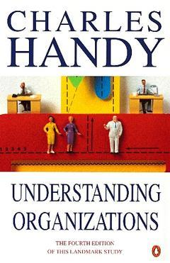 Cover of the book Understanding organisations (Paper / 4th edition)
