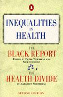 Cover of the book Inequalities in health(the black report) AND the health divide (Paper)