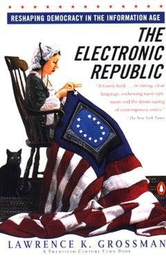 Cover of the book Electronic republic, the