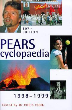 Cover of the book Pears encyclopedia