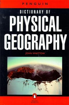 Cover of the book Penguin dictionary of physical geography