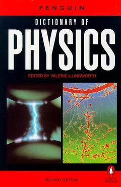 Cover of the book The Penguin dictionary of physics 2nd ed
