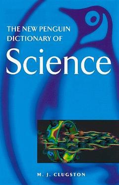 Cover of the book New penguin dictionary of science