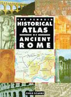 Cover of the book Penquin historical atlas of ancient rome, the