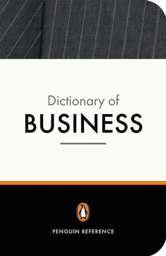 Cover of the book The new Penguin business dictionary