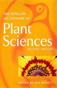 Cover of the book Penguin dictionary of plant sciences