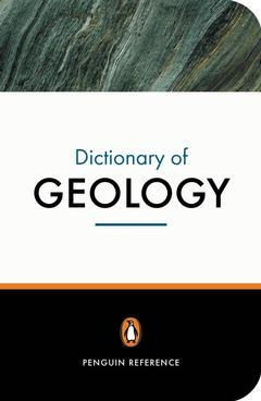 Cover of the book The New Penguin Dictionary of Geology (Penguin Reference Books)