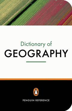 Cover of the book Penguin Dictionary of Geography, 3rd ed