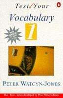 Cover of the book Test your vocabulary book 1 paper