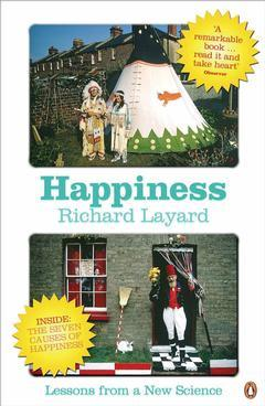 Cover of the book Happiness: Lessons from a new science