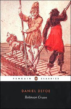Cover of the book Robinson crusoe