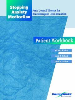 Cover of the book Maw stopping anxiety medicine treatment