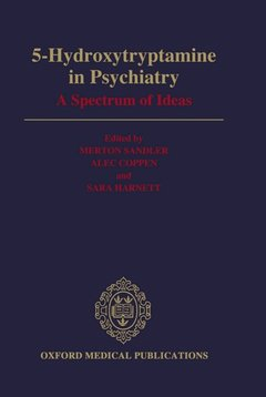 Cover of the book 5-hydroxytryptamine in psychiatry : a spectrum of ideas