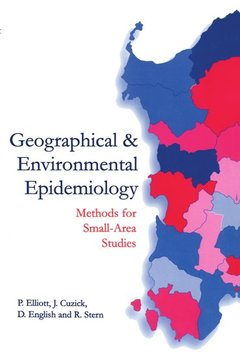 Cover of the book Geographical and environmental epidemiology : methods for small area studies
