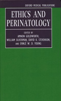 Cover of the book Ethics and perinatology: issues and perspectives