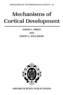 Cover of the book Mechanisms of cortical development