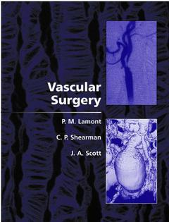 Cover of the book Vascular surgery