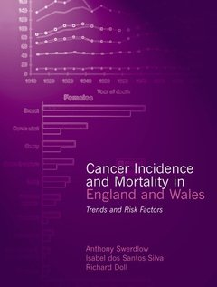Cover of the book Cancer incidence and morality in england and wales
