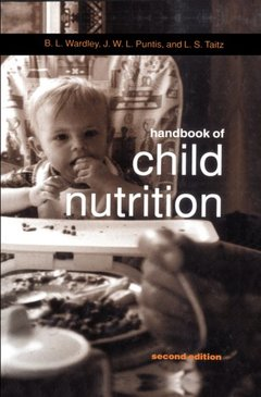 Cover of the book Handbook of child nutrition, 2nd ed 1997
