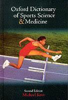 Cover of the book Oxford dictionary of sports science and medicine 2nd Ed. 1998