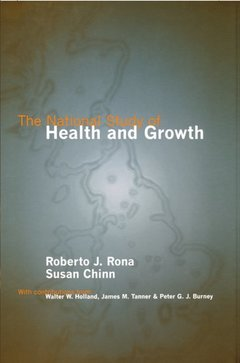 Cover of the book National study of health and growth (hardback, laminated boards)
