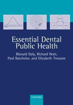 Cover of the book Essential dental public health