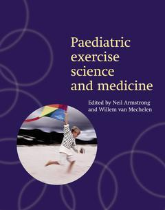 Cover of the book Paediatric exercise science & medicine