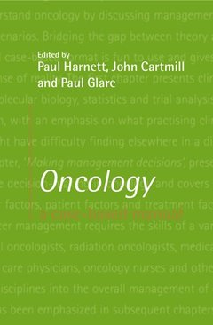 Cover of the book Oncology. A case-based manual