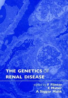 Cover of the book Genetics of renal diseases,