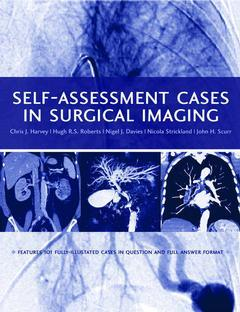 Cover of the book Self-assessment cases in surgical imaging