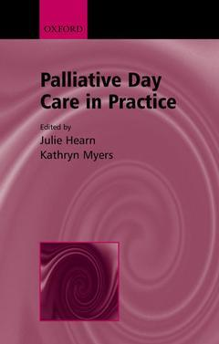 Cover of the book Palliative day care in practice