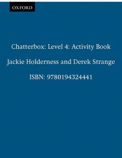 Cover of the book Chatterbox 4: 4 activity book